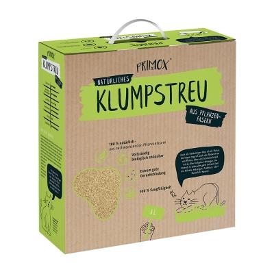 PRIMOX® KLUMPSTREU aus Pflanzenfasern 8 l