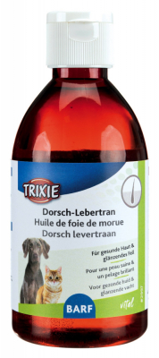 TRIXIE Dorsch-Lebertran 250 ml