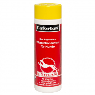 Cafortan - Vitaminkonzentrat für Hunde 300 g
