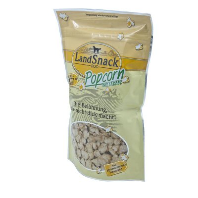 LandSnack Dog Popcorn mit Leber 100 g
