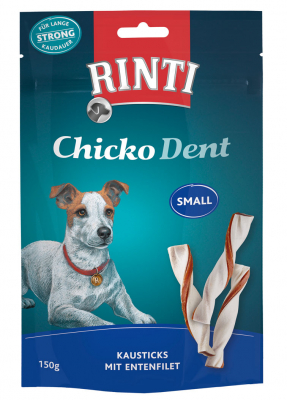 Rinti Chicko Dent Kausticks 150 g Beutel Verschiedene Sorten