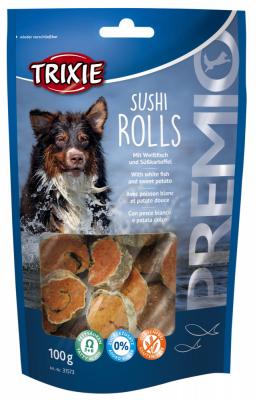 TRIXIE PREMIO Sushi Rolls 100 g Beutel