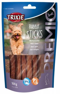 TRIXIE PREMIO Rabbit Sticks 100 g Beutel