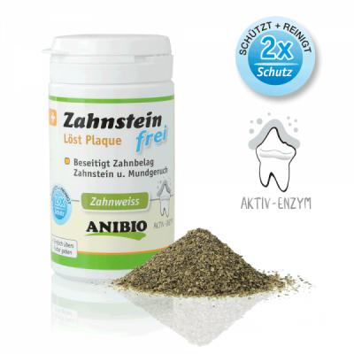 ANIBIO Zahnstein-frei 60 g