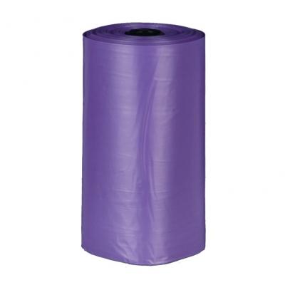 TRIXIE Hundekotbeutel mit Lavendelduft 4 Rollen à 20 St.