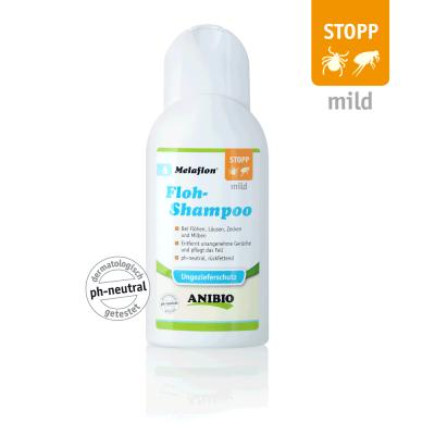 ANIBIO Melaflon Floh-Shampoo 250 ml