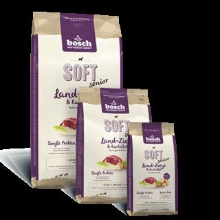 Bosch SOFT Senior Ziege & Kartoffel