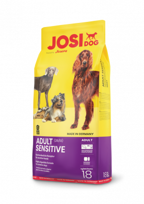 JosiDog Adult Sensitive 18 kg