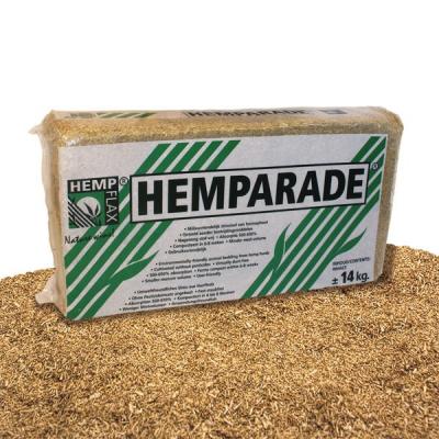 HempFlax Hemparade Hanf-Einstreu 150 Liter