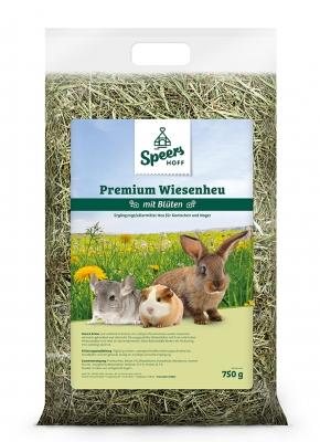 Speers Hoff Premium-Wiesenheu mit Blüten 750 g