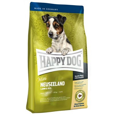Happy Dog Supreme Mini Neuseeland 1 kg