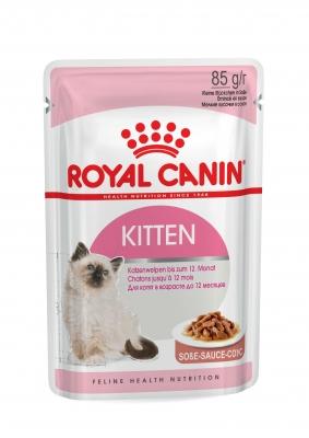 Royal Canin Kitten Instinctive in Soße 85 g Frischebeutel