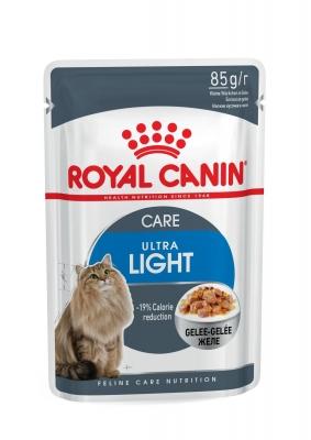 Royal Canin Ultra Light in Gelee 85 g Frischebeutel