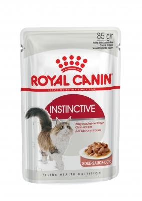 Royal Canin Instinctive in Soße 85 g Frischebeutel