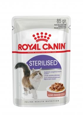 Royal Canin Sterilised in Soße 85 g Beutel