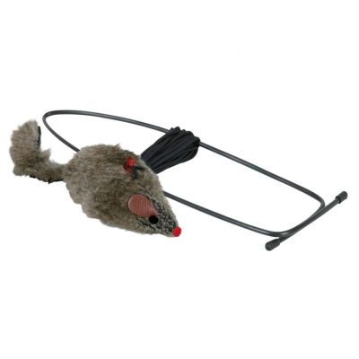 TRIXIE Maus zur Befestigung am Türrahmen