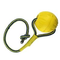 Schwimmball / Spielball am Seil