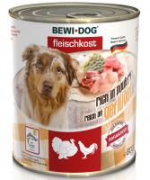 BEWI DOG® Feuchtnahrung 800 g Dose