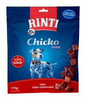 Rinti Chicko Mini Rind 170 g Beutel