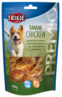 TRIXIE PREMIO Banana Chicken 100 g Beutel