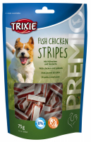 TRIXIE PREMIO Fish Chicken Stripes 75 g Beutel