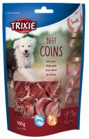 TRIXIE PREMIO Beef Coins 100 g Beutel