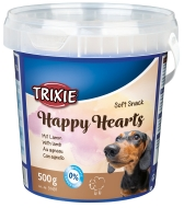 TRIXIE Soft Snack Happy Hearts 500 g Eimer