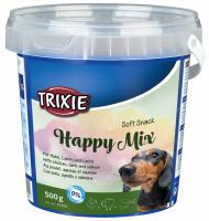 TRIXIE Soft Snack Happy Mix 500 g Eimer
