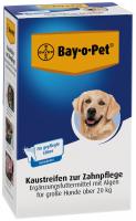Bay-o-Pet Kaustreifen zur Zahnpflege 140 g Packung