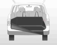 TRIXIE Kofferraum-Schondecke