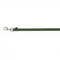 TRIXIE Schleppleine mit Gurtband, grün