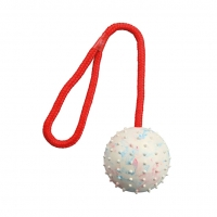 TRIXIE Ball am Seil ø 7 × 30 cm