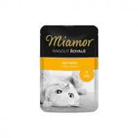 Miamor Ragout Royale 100 g Frischebeutel in Jelly