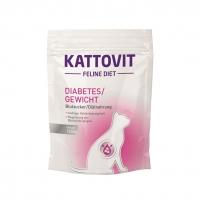 Kattovit DIABETES/GEWICHT Trockenfutter