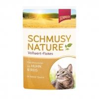 Schmusy Nature Vollwert-Flakes 100 g Frischebeutel