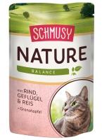 Schmusy Nature Balance 100 g Frischebeutel