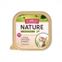 Schmusy Nature Balance 100 g Schale