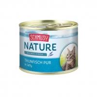 Schmusy Nature Meeres-Fisch 185 g Dose