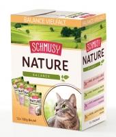 Schmusy Nature Balance Multibox 12x100 g