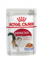 Royal Canin Instinctive in Gelee 85 g Frischebeutel