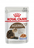 Royal Canin Ageing +12 in Gelee 85 g Beutel