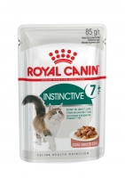 Royal Canin Instinctive +7 in Soße 85 g Beutel