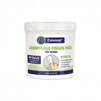 Canosept® Zahnpflege Finger-Pads für Hunde 50 Stück