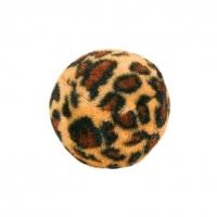 TRIXIE Set Spielbälle mit Leopardenmuster